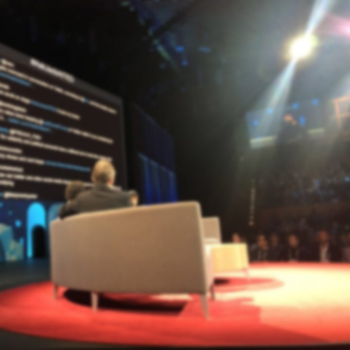 TED2019 Stage